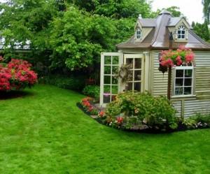 déco jardin guadeloupe