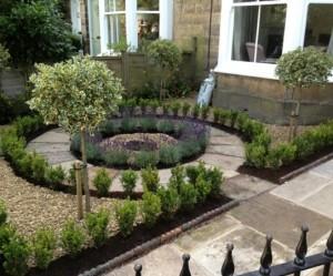 déco jardin moderne
