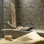 déco murale imitation pierre