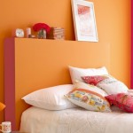 déco studio orange