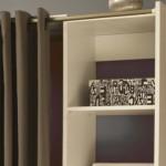 décoration rideau dressing