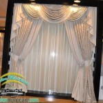 décoration rideaux orientale