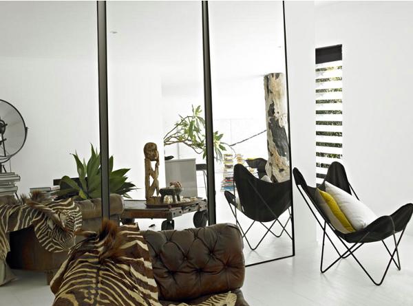 décoration studio ethnique