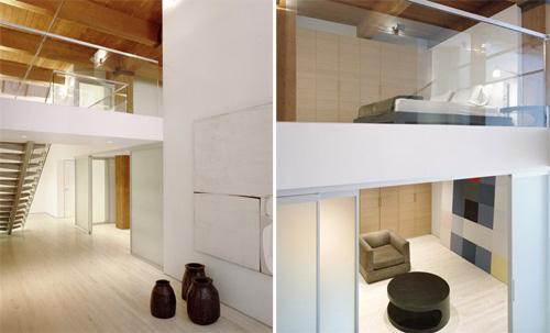 déco design mezzanine