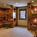 déco mezzanine en bois