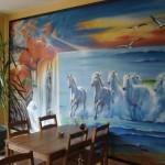 déco murale restaurant