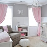 déco pour rideau bebe