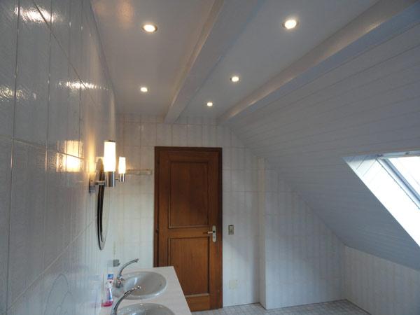 décoration mezzanine plafond