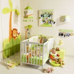décoration rideaux bebe