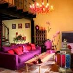 décoration studio oriental