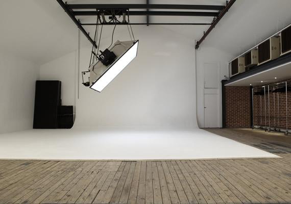 décoration studio photographe