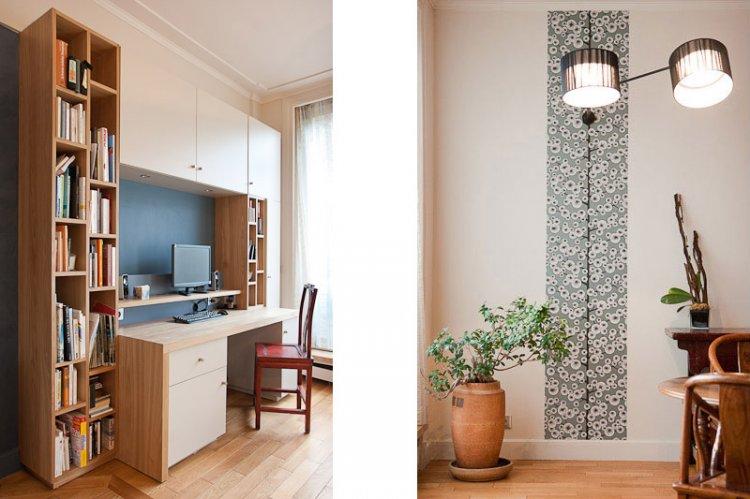 décoration studio zen
