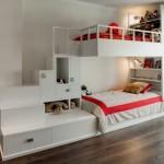 déco chambre lit mezzanine