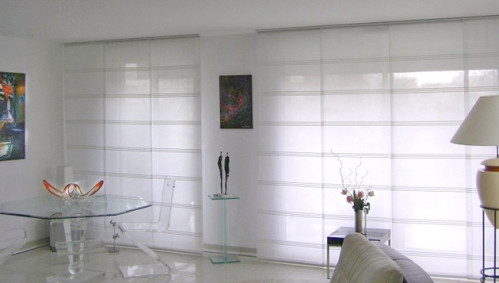 d co idee rideau porte fenetre. Black Bedroom Furniture Sets. Home Design Ideas