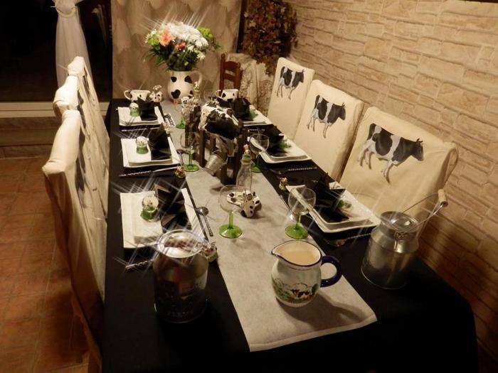 d co jardin vache. Black Bedroom Furniture Sets. Home Design Ideas