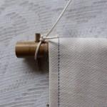 déco murale tissu