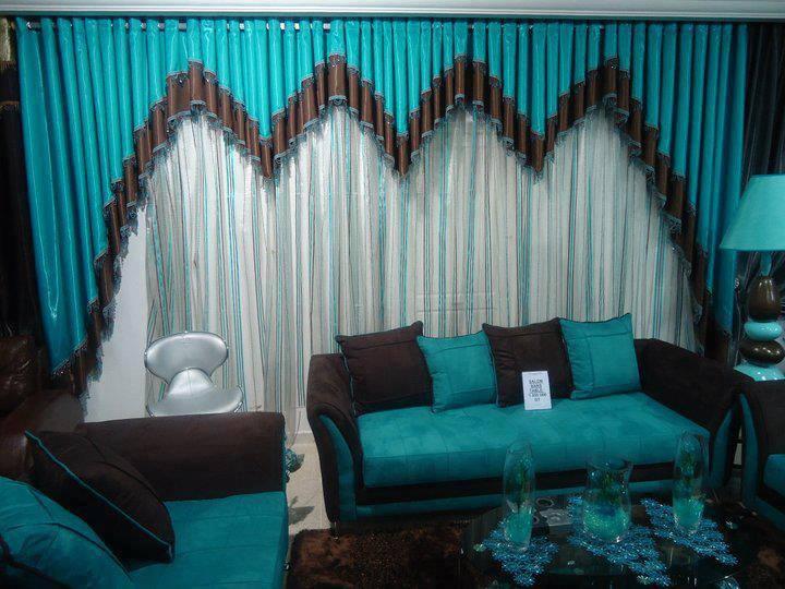 D co rideaux salon marocain - Deco rideaux salon ...