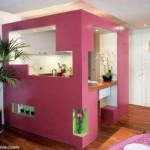 décoration idee studio 21 m2