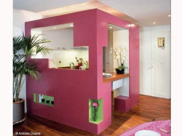 d coration idee studio 21 m2. Black Bedroom Furniture Sets. Home Design Ideas