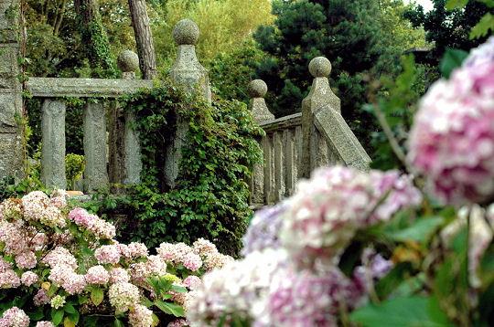 D Coration Jardin Romantique