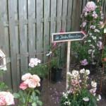 D coration jardin romantique for Decoration jardin romantique