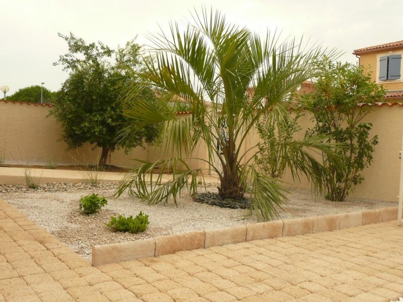 D coration jardin sec for Deco jardin photo