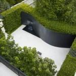 décoration jardin urbain