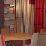 décoration rideau pret a poser