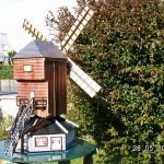 déco jardin moulin a vent