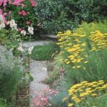 déco jardin photo