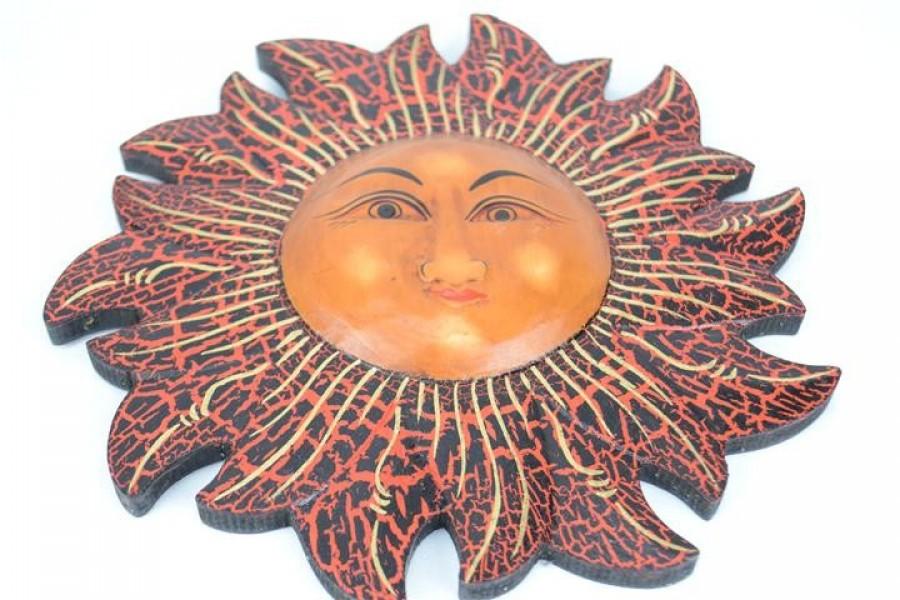 déco murale soleil