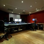 déco studio d'enregistrement