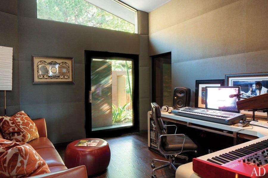 D co studio d enregistrement - Meuble de studio d enregistrement ...