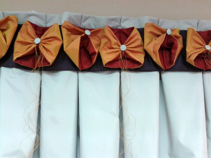 déco tentures rideaux