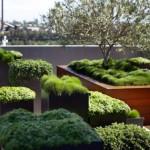 décoration jardin terrasse